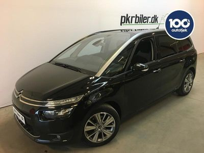 brugt Citroën Grand C4 Picasso 2,0 HDi EAT6 Intensive 150HK MPV 5d
