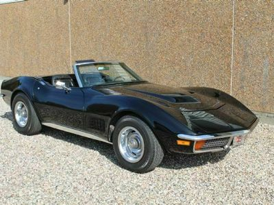 brugt Chevrolet Corvette Chevrolet Corvette