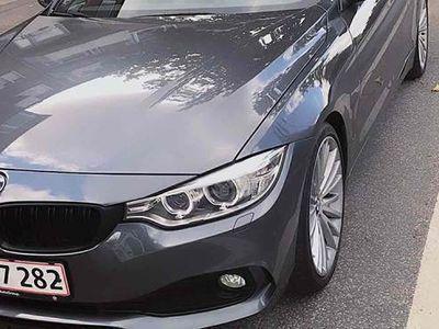 brugt BMW 420 d 2,0 40d Coupé Steptronic