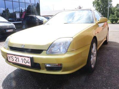 brugt Honda Prelude 2,2 VTi