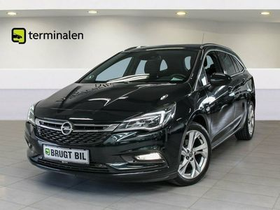 brugt Opel Astra 4 T 150 Dynamic ST