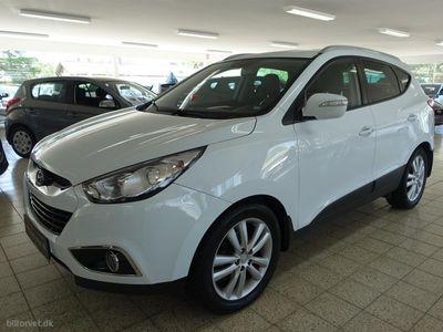 usado Hyundai ix35 2,0 CRDi Premium 4WD 184HK 5d
