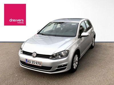 brugt VW Golf 1.4 TSI BMT 122 hk | 5 dørs | Comfortline
