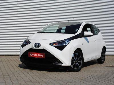 brugt Toyota Aygo 1,0 VVT-I X-plore DAB+ 72HK 5d A+++
