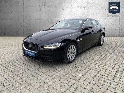 brugt Jaguar XE 2,0 i4 Pure Business 200HK 8g Aut. - Personbil - Sortmetal