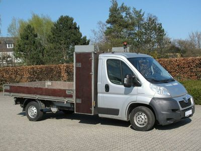 brugt Peugeot Boxer 333 2,2 HDi 120 Ladvogn L3
