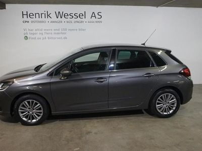 brugt Citroën C4 1,6 Blue HDi Feel Complet start/stop 100HK 5d A++