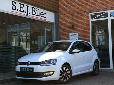used VW Polo 1,0 TSi BlueMotion 95HK 5d