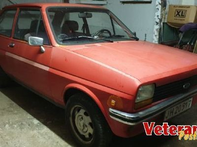 brugt Ford Fiesta 1.1 L