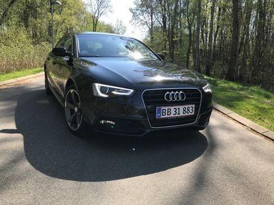 gebraucht Audi A5 Sportback 1,8 TFSI Multitr. 144HK 5d 8g Trinl. Gear