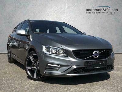 brugt Volvo V60 2,0 D5 R-design 225HK Stc 8g Aut.