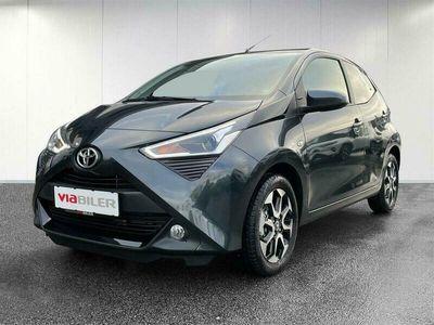 brugt Toyota Aygo 1,0 VVT-I X-Press DAB+ X-Shift 72HK 5d Aut.