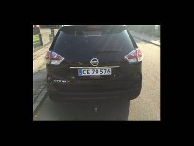 brugt Nissan X-Trail 1,6 Disel tronic