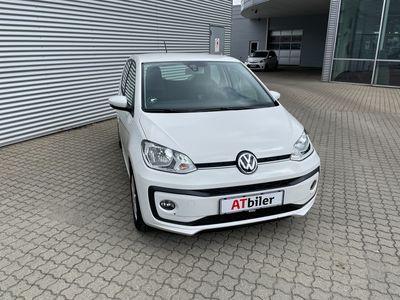 brugt VW up! 1,0 MPI Move 60HK 5d A++