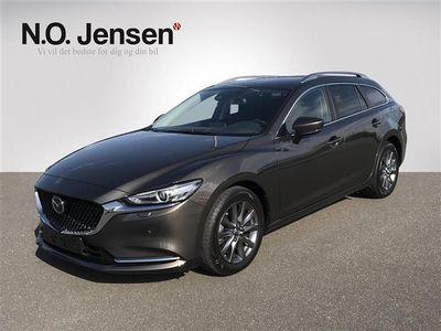 brugt Mazda 6 2,0 Skyactiv-G Premium 165HK Stc 6g Aut.