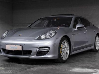 używany Porsche Panamera Turbo 4,8 4x4 500HK 4d 6g