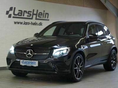 brugt Mercedes GLC43 AMG AMG aut. 4-M
