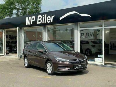 brugt Opel Astra 0 T 105 Enjoy Sports Tourer