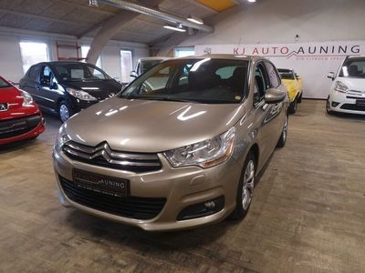 brugt Citroën C4 1,6 HDi 90 Attraction