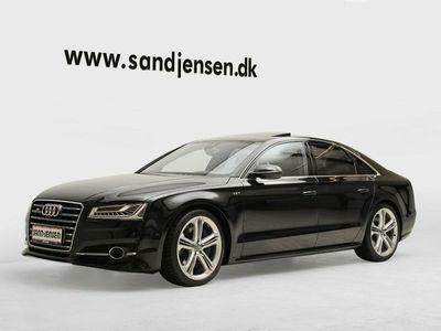 brugt Audi S8 4,0 TFSi quattro Tiptr.