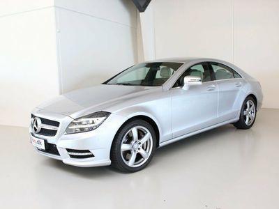 käytetty Mercedes CLS500 4,7 aut. BE