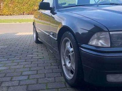 brugt BMW 325 Cabriolet 2,5