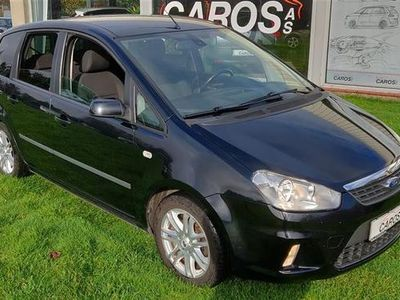 brugt Ford C-MAX 1,6 TDCi DPF Titanium Collection 109HK