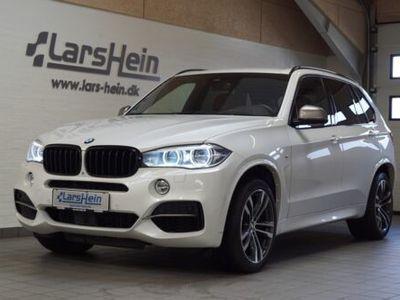 brugt BMW X5 M50d xDrive aut.