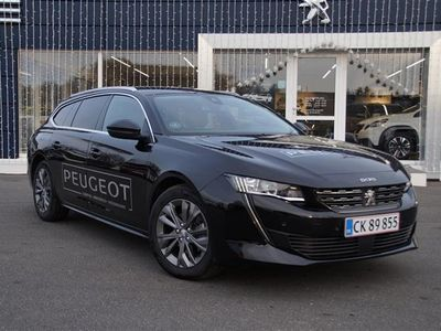 brugt Peugeot 508 SW 1,5 BlueHDi Allure Pack EAT8 start/stop 130HK Stc 8g Aut.