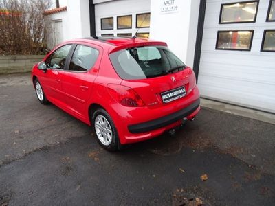 brugt Peugeot 207 1,6 VTi Premium