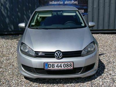 brugt VW Golf VI 1,6 TDi 105 BlueMotion