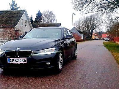 brugt BMW 320 D Aut. gear