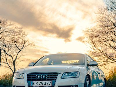 brugt Audi A5 1,8 TFSI AUT.