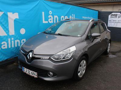 brugt Renault Clio IV 1,5 dCi 90 Dynamique ST 5d