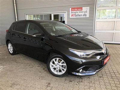 brugt Toyota Auris 1,2 T T2 Comfort 116HK 5d 6g