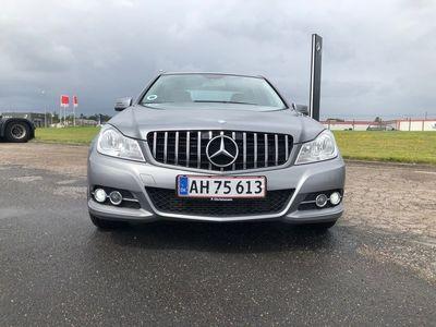 brugt Mercedes C220 CDI BlueEFFICIENCY Sedan