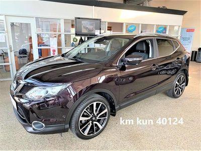 brugt Nissan Qashqai 1,2 Dig-T Tekna 4x2 115HK 5d 6g