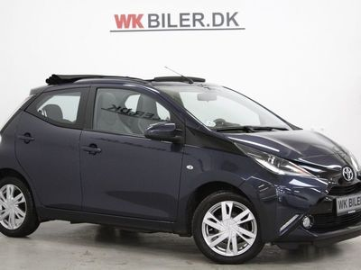 brugt Toyota Aygo 1,0 VVT-i x-sky