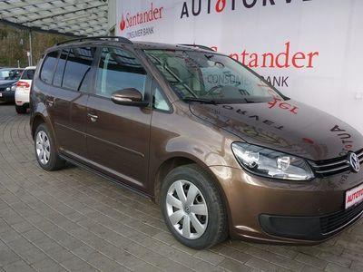 brugt VW Touran 1,6 blueMotion TDI Comfortline 105HK Van 6g