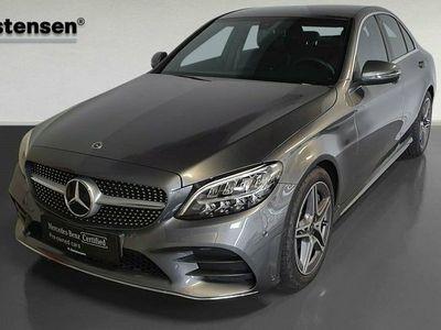brugt Mercedes C220 d 2,0 AMG Line aut.