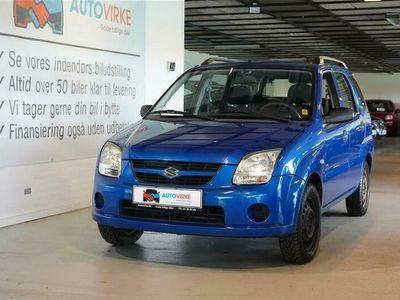 brugt Suzuki Ignis 1,3 GL 94HK 5d