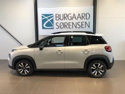 brugt Citroën C3 Aircross 1,6 Blue HDi Shine start/stop 100HK 5d