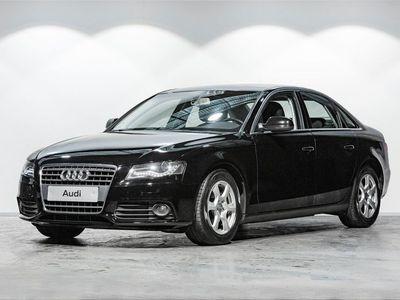 brugt Audi A4 2,0 TDi 136