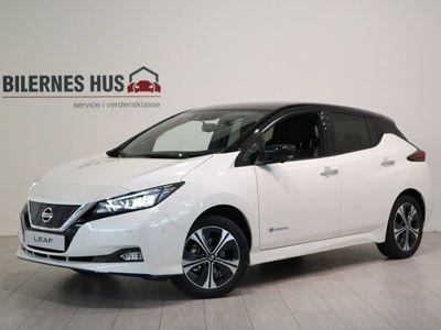 brugt Nissan Leaf e+ Tekna