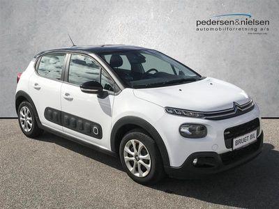 brugt Citroën C3 1,2 PureTech Feel+ EAT6 start/stop 110HK 5d 6g Aut.