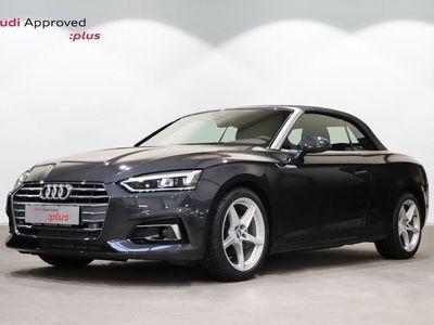 brugt Audi A5 Cabriolet 40 TFSi Sport S-tr.