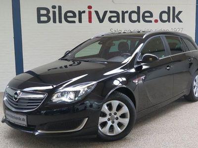 brugt Opel Insignia 1,6 CDTi 136 OPC Line ST aut.