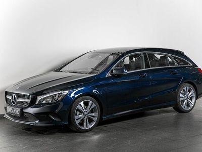 gebraucht Mercedes CLA200 1,6 SB aut.