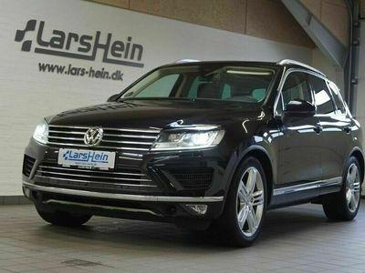 brugt VW Touareg 3,0 V6 TDi 262 Tiptr. 4Motion Van