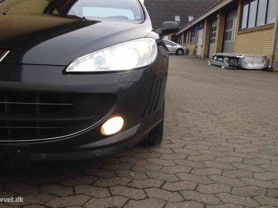 brugt Peugeot 407 Coupe 2.7 HDI aut 2d